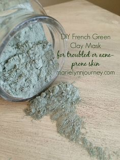 A DIY mask for troubled or acne-prone skin. Soothing aloe vera and french green clay to tighten skin and pull impurities; with sunflower and tamanu oil for sebum balance and acne scarring. Essential oils add a boost of healthy skin benefits! Essential Oils For Add, Young Living Essential Oils, Make Beauty, Beauty Care, Healthy Beauty, Healthy Skin, Sensitive Acne Prone Skin, Tighten Skin, Tooth Sensitivity