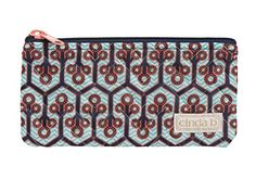 cinda b Happy Zip Pouch Neptune One Size ** More info could be found at the image url. Note:It is Affiliate Link to Amazon.