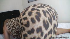 leopard print spandex - LYCRA ASS VIDEOS