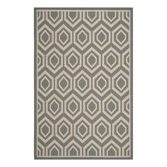 Ibiza Rug 8x11 Anthracite, $279, now featured on Fab.