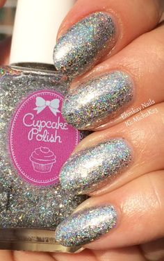 ehmkay nails: Cupcake Polish: Las Vegas Showgirl Collection. Cupcake Polish Jubilee