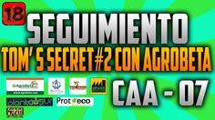 Llega un poco tarde, pero ya tienes el nuevo capítulo del CAA. En este caso vamos a ver el armario de Tom Secret #2 cultivado con Agrobeta.