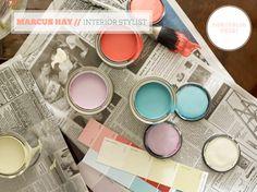 Portfolio Peek: Marcus Hay, Interior Stylist – Bright.Bazaar