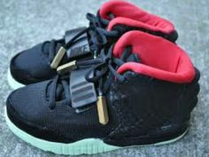 outlet store b0aa8 7ec07 What is the smallest size the Nike Air Yeezy II came in  Well now there is a  way to get a matching pair for your toddler child thanks to Dominic, ...
