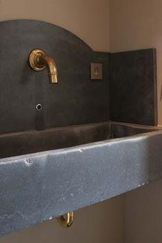Beautiful belgian design sink