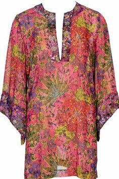 Tunic, free pattern