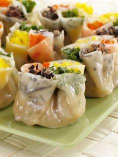 Siu Mai Chinese Steamed Pork Dumplings | Amazing Appetizer Recipes