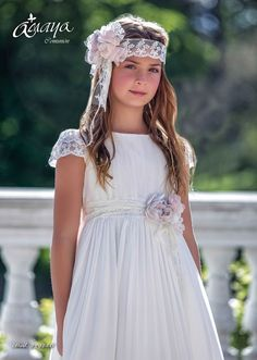 Anabel moda: ARTESANIA AMAYA. Arras y classic