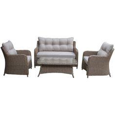 Buy Leisuregrow Siagon Heritage Weave Lounging Set from our Leisuregrow range at John Lewis & Partners.