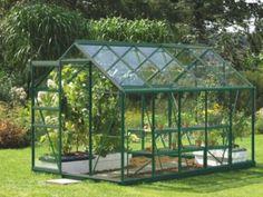 Best Die Pergart Gew chsh user der Linie Venus aus gr n lackiertem Aluminium bieten Ihren Pflanzen idealen Schutz vor