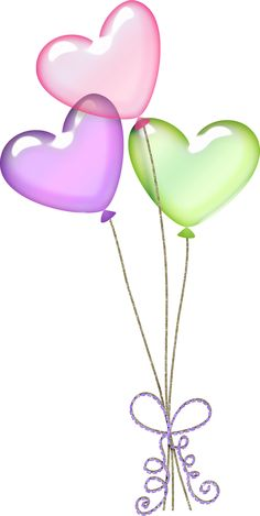 "Photo from album ""TB - Happy People"" on Yandex. Birthday Greetings, Birthday Wishes, Birthday Cards, Birthday Clipart, Hearts And Roses, Heart Wallpaper, Heart Balloons, Happy Birthday Images, Jolie Photo"