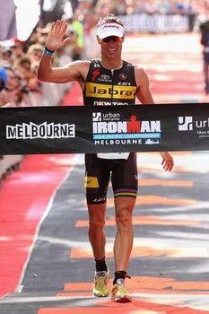 Craig Alexander to race Ironman Kansas 70.3 Half Ironman triathlon. He's plotting his path back to the podium in Kona!