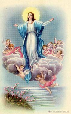 16 serie Sacro-fina. CMB (Postales - Religiosas y Recordatorios)