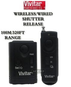 A Wireless Shutter Release For my Canon 50D