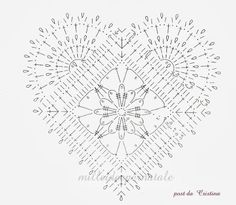 Thousand ideas perNatale: Decorations: hearts and star