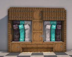 Minecraft House Plans, Minecraft Wall, Minecraft Cottage, Cute Minecraft Houses, Minecraft House Tutorials, Minecraft City, Minecraft House Designs, Amazing Minecraft, Minecraft Tutorial