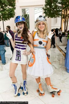 11 Great BB-8 Cosplays - Neatorama