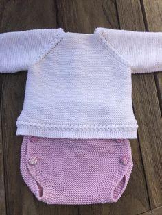 puntomoderno.com tutorial Jersey de Bebé Alex Free Baby Blanket Patterns, Baby Knitting Patterns, Free Baby Stuff, Cross Stitch Designs, Kids Fashion, Manga Raglan, Sweaters, Outfits, Victoria