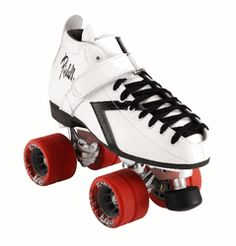 Riedell DiVine, White Vegan Roller Skates  ARRRGH! I want these so bad! I heard that they fall apart. Anyone know?