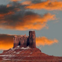 Monument Valley, Arizona (this was in our plans when we moved to Texas, but we ran out of time.)