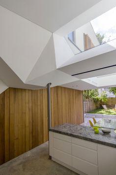 Islington House by Neil Dusheiko Architects