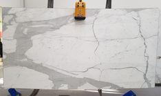 Amazing statuario marble slabs in stock Statuario Marble, Marble Slabs, White Marble, Marbles, Stone, Amazing, Color, Rock, Colour