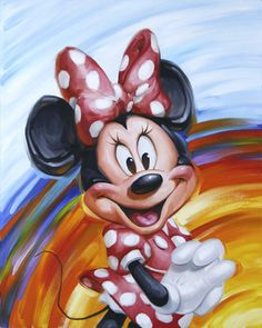 minnie mouse!<3