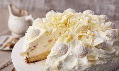 Raffaello®-Torte Rezept | Dr. Oetker