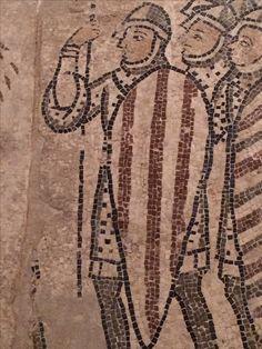 Mosaic 12th century