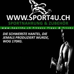 #sport4u#sport4u.ch#gym#fitness#bizeps#trizeps#protein#sportnahrung #nahrungsergänzungsmittel #sixpack #muskeln #booster #wheyprotein #weightgainer #bcaa #gainz#follow #sixpack Protein, Tricks, Photo And Video, Memes, Instagram, Gym Fitness, Movie Posters, Biceps, 6 Packs