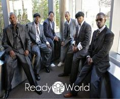 Ready For The World,  R&B Music Group | Ready For The World