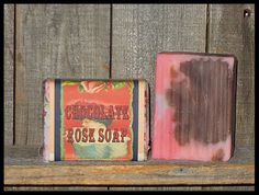 Chocolate Rose Soap, Candle & Lotion – Nature's Emporium Cherokee Soap Co.