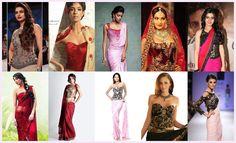 Latest Trend in Saree | Corset Saree Blouse Design