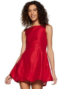 Miss Chase Women's Polyester A-Line Dress Evening Dresses, Formal Dresses, Valentine Special, Party Dresses For Women, India Fashion, Cotton, Evening Gowns Dresses, Dresses For Formal, Indian Fashion