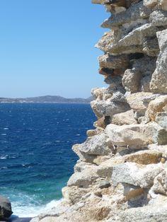 rough, Corsica