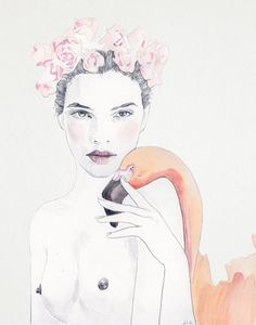 Fashion Illustration 2015 - Jenny Liz Rome Illustration