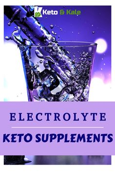 What are electrolytes and how important are they on the keto diet? We recommend the best electrolyte supplement for keto diets. Best Lunch Recipes, Best Smoothie Recipes, Good Smoothies, Best Breakfast Recipes, Whole Food Recipes, Runners Guide, Keto Supplements, Gluten Free Grains, Healthy Recipes For Weight Loss