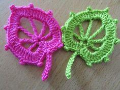 Yaprak Örgü Modelleri | Yaprak Nasıl Yapılır ?