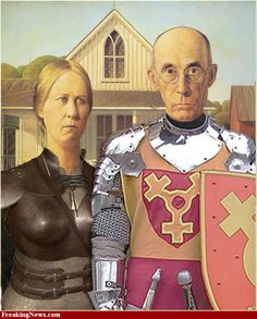 American Gothic Knights
