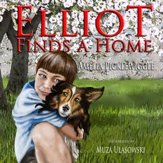 pick up this heartwarming tale of an Autistic boy and his new magical puppy! Look for it under Amelia Picklewiggle books on Amazon today!!