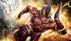 New promo image for The Flash TV show. I just Love this image. Its so… THE FLASH