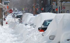 #Montreal Snow storm alert for Tuesday