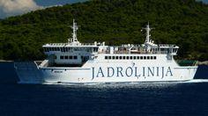 Promy w Chorwacji to nieodłączny element krajobrazu Adriatyku. W szczycie sezonu między wyspami kursuje ich kilka a nawet kilkanaście w ciągu doby. http://www.chorwacja24.info/przewodnik/promy #chorwacja #croatia #jadrolinija #adriatyk