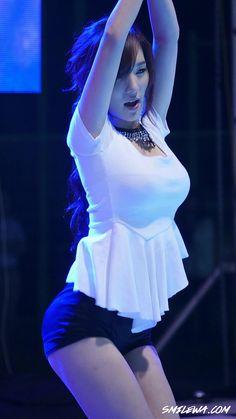 STELLAR - Joo MinHee 140927 : [직캠] 스텔라 '민희' - 한국산업기술대학교 축제. : 네이버 블로그