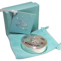 Personalised Twinkle First Curl Trinket  from Personalised Gifts Shop - ONLY £16.95