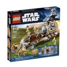 Toy / Game LEGO Star Wars The Battle Of Naboo 7929 - 8 Battle Droids With Blasters & Transparent Energy Shield 4KIDS http://www.amazon.com/dp/B00CGG4IDG/ref=cm_sw_r_pi_dp_WA4Kub1YR6PYD