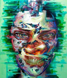 Justin Bower - Various Portraiture