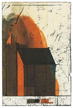 Kjell Nupen - Aggregat Abstract Expressionism, Abstract Art, Gerhard Richter, Social Art, Art Friend, Scandinavian Art, Art Archive, Love Art, Architecture Art