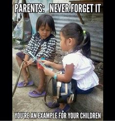 Dear parents, NEVER FORGET. Our children are imitators of what we do! Jehovah S Witnesses, Jehovah Witness, Jehovah's Witnesses Humor, Jw Humor, Answer To Life, Dear Parents, Matthew 24, Bible Truth, Happy People
