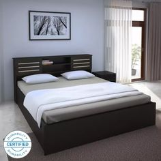Tips in Finding a Good But Affordable Mattress Online - Christian Covotti Build A Murphy Bed, Murphy Bed Ikea, Murphy Bed Plans, Latest Wooden Bed Designs, Double Bed Designs, Bedroom Designs India, Bedroom Bed Design, Master Bedroom, Bed Design Images